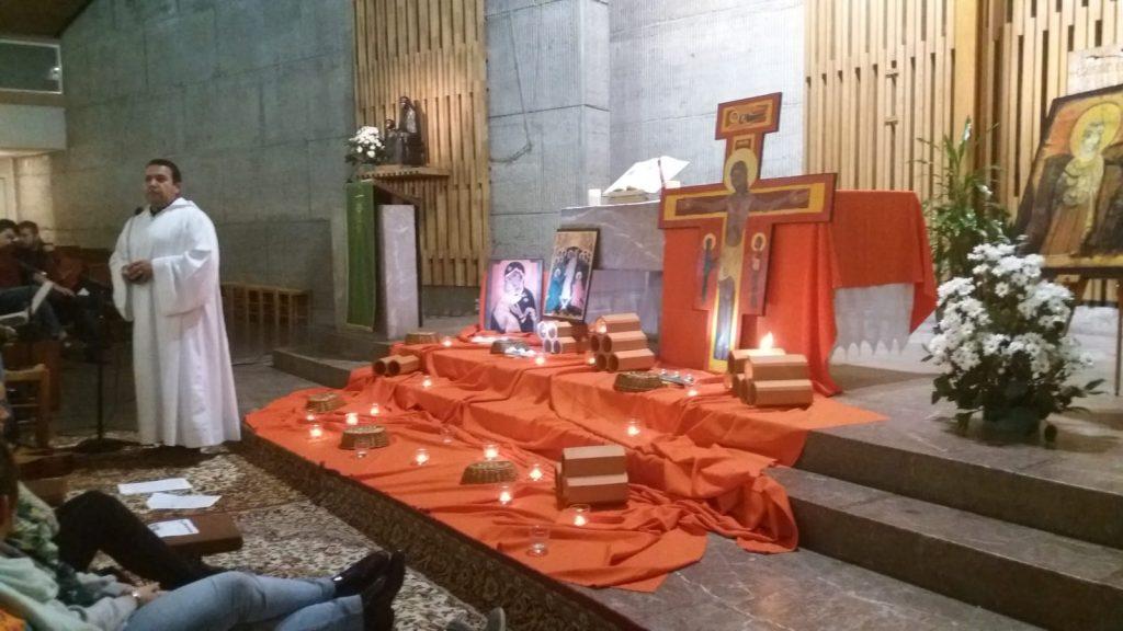 Oración Taizé @ Parroquia Nuestra Señora de Moratalaz | Madrid | Comunidad de Madrid | España