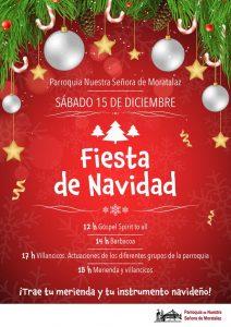 Fiesta de Navidad @ Parroquia Nuestra Señora de Moratalaz | Madrid | Comunidad de Madrid | España